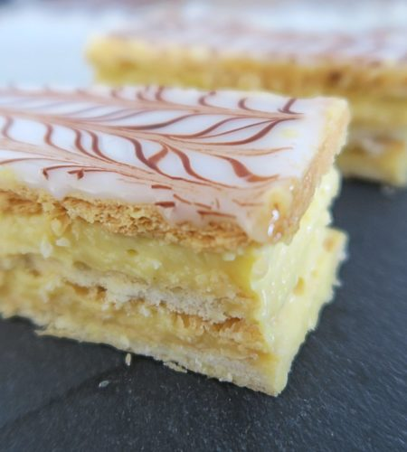 millefeuille maison amandeetcie
