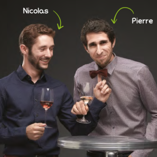 Pierre et Nico Les Apéros Bio
