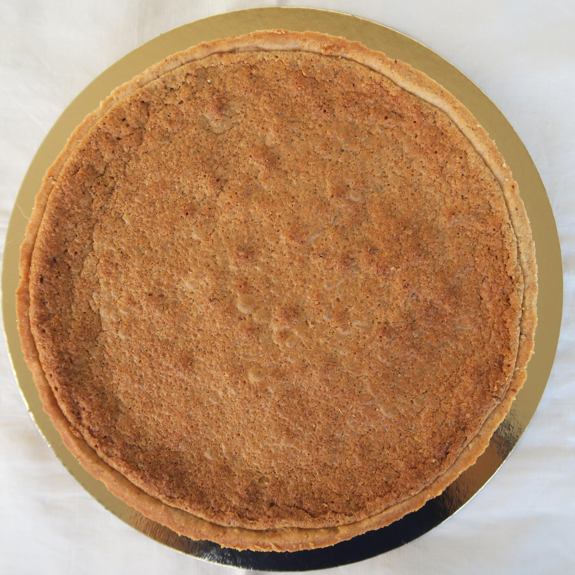 pâte sucrée crème noisette tarte piémontaise