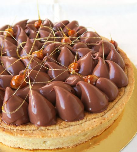 tarte piemontaise choco noisettes